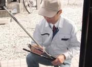リサイクル 買取 大阪のエスクラインの査定の様子