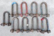シャックルの買取は工具買取エスクラインにお任せください。吊り金具も高価買取しています。