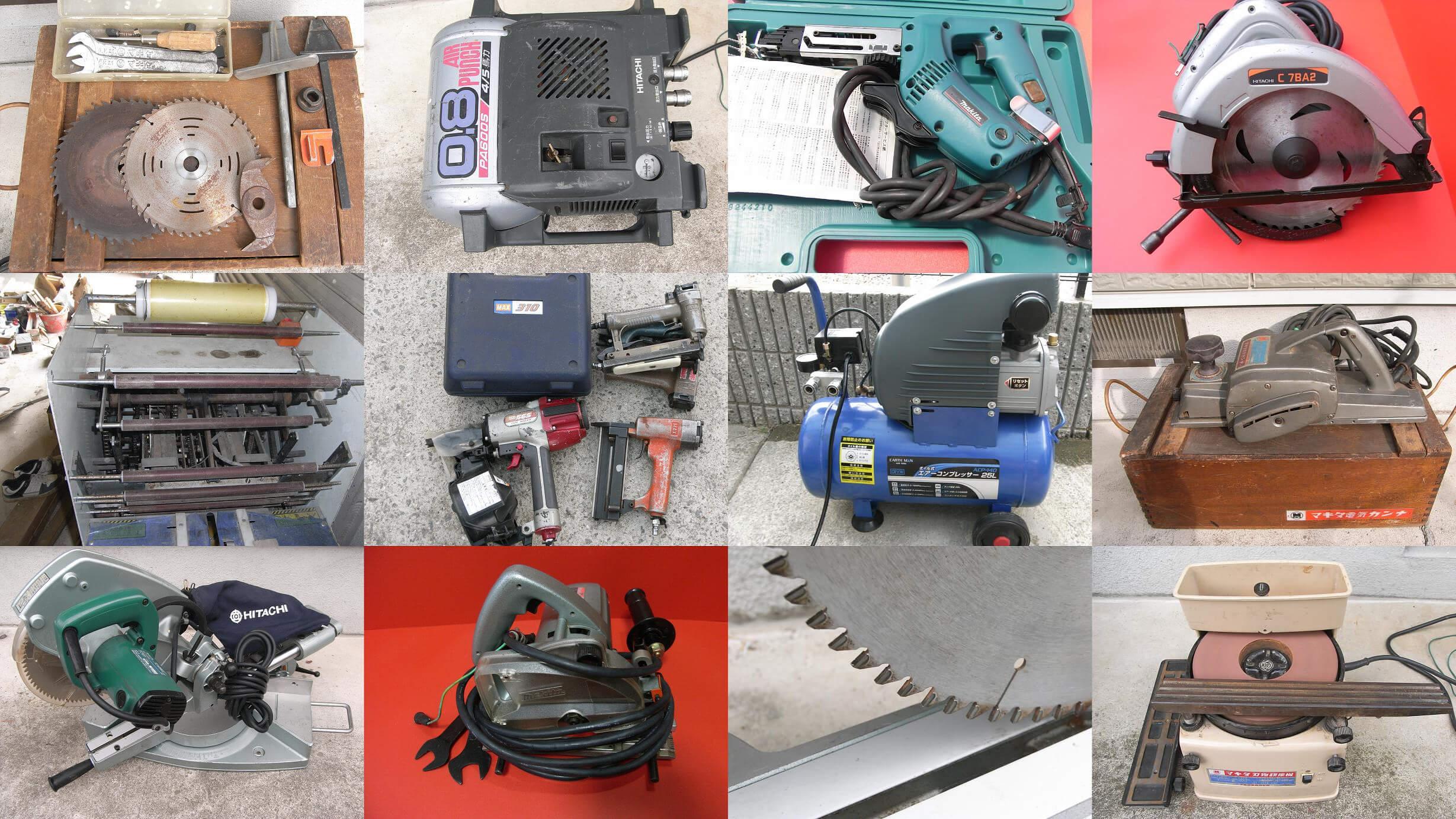 工具 買取 神戸のエスクラインの買取例の画像