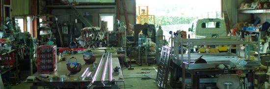 工務店や工場など工具の大型買取もOK