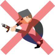 工具買取エスクラインは盗難品の流通を阻止します。